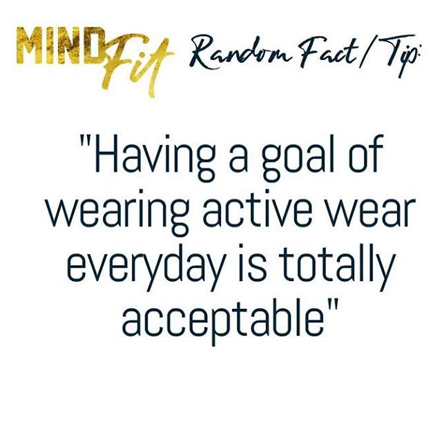 Tell me you agree with me ....😂 #ActiveWearIsTheBestWear