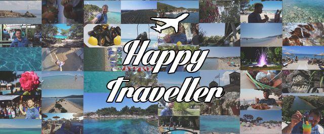 Ardan Movies: Happy Traveller στην Ταϊβάν