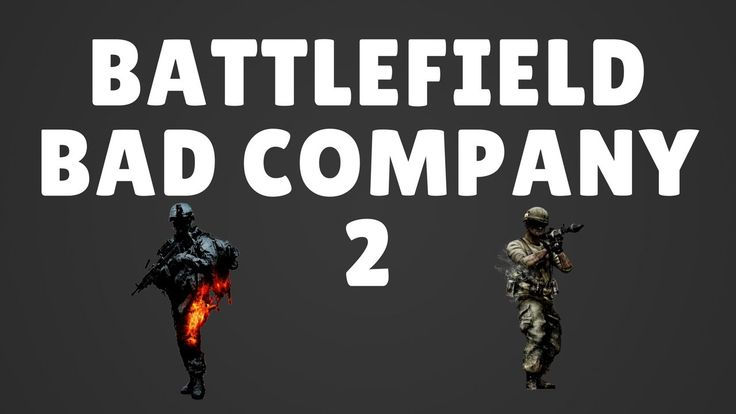 Battlefield Bad Company 2 PC 2017! My first video!