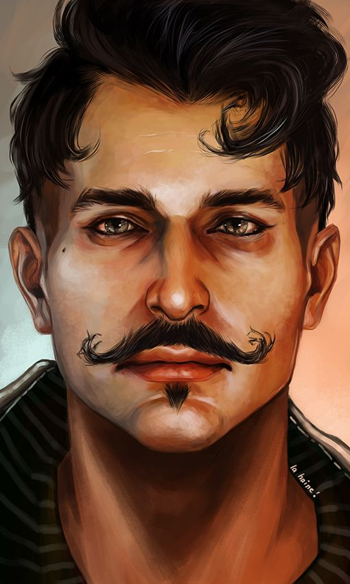 Dorian @ http://xla-hainex.tumblr.com/post/120720621158/first-piece-of-the-series-of-my-bioware-love