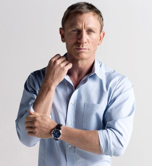 Daniel Craig - Double O HOT!