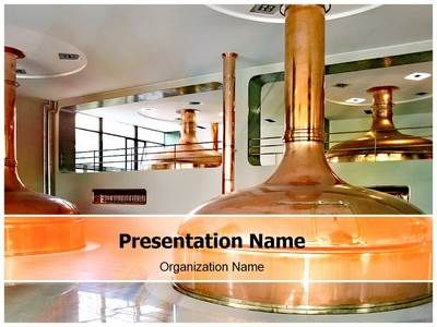Bohemian Brewery Powerpoint Template is one of the best PowerPoint templates by EditableTemplates.com. #EditableTemplates #PowerPoint #Beer #German #Distillate #Distillery #Factory #Fermenting #Pressure #Condensation #Storage #Copper #Brewery #Vessel, #Czech #Pipeline #Bohemia #Reservoir #Germany #Tank #Distillation #Alcohol #Malt #Stout #Bohemian #Republic #Bohemian Brewery #Drink #Industrial #Pipe #Industry