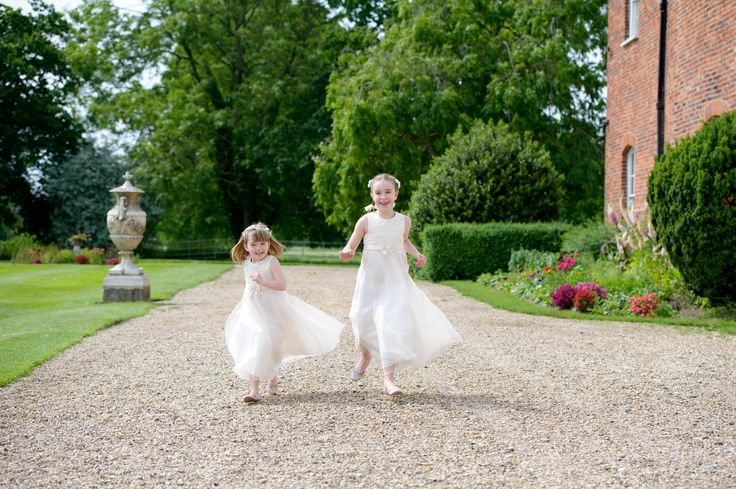 Tess cream lace bodice bridesmaid dresses, BHS- my gorgeous Essex country manor wedding (champagne gold, ivory and dusky pink colour scheme)
