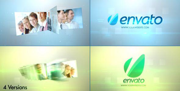 Stylish Simple Multi Video Logo