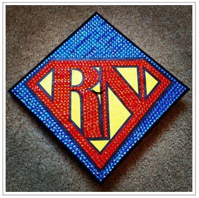Best Blinged-Out Nursing Graduation Caps | Midlevel U