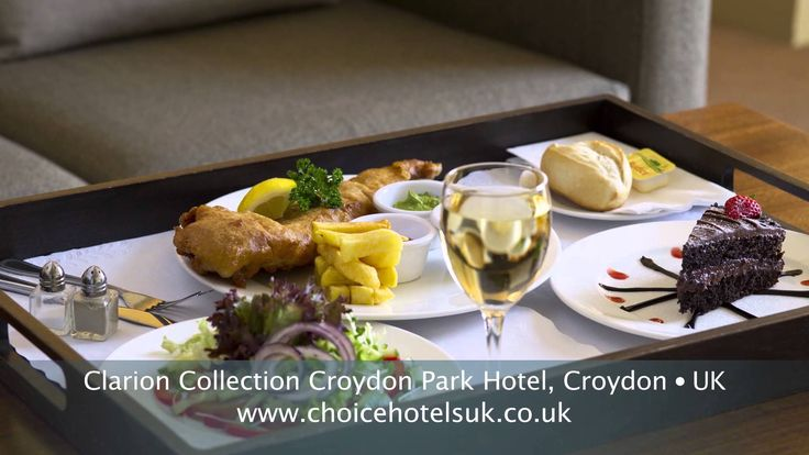 Clarion Collection Croydon Park Hotel, UK  New Video 2014