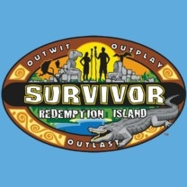 #survivor #redemptionisland  This design is available as a Tshirt here: $21.00 http://www.popfunk.com/mens-tees/cbs-primetime/survivor/survivor-redemption-island.html
