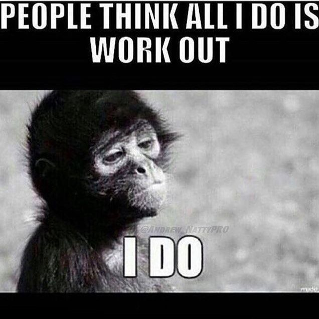 @thegymdudes . I do  . Hashtags: #gym #gymrat #gymmemes #gymhumor #gymhype #funnygym #workouthumor #meme #lifting #liftinghumor #lift #funnylifting #girlswholift #gymgrind #riseandgrind #fitfam #progress #gymmotivation #gym #gymshark #gymselfie #gymfail #gymgirl #gymaholic #liftheavy #workout #workoutmotivation #workouts #funny