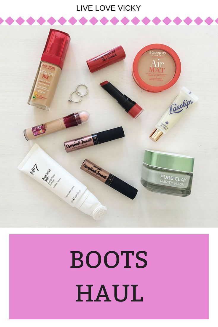 Big Old Boots Beauty Haul Boots Beauty Makeup Haul Beautyhaul Drugstore Drugstoremakeup Best Makeup Products Lanolips Best Makeup Tips