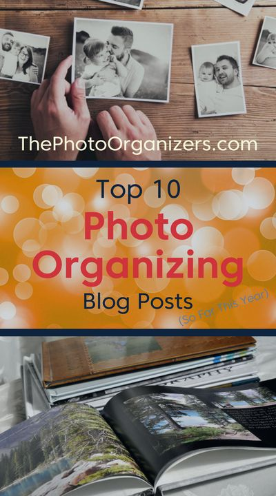 Get your photos in order with the top 10 photo organizing blog posts so far this year.