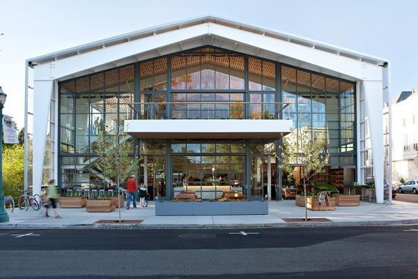 PROGETTO: Capannone - Jensen Architects