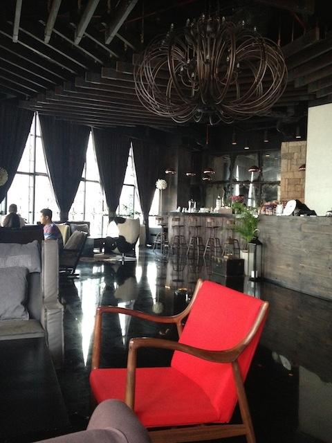 Otel Lobby Restaurant Rasuna Epicentrum Kuningan Jakarta