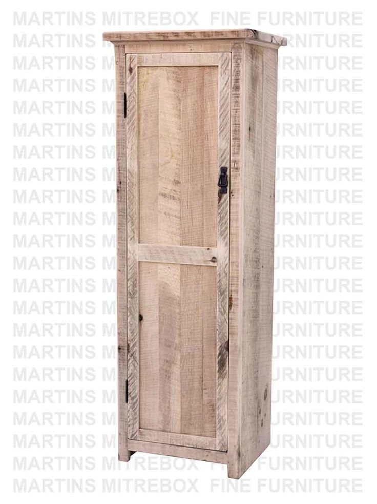 Pine Rustic Water Cooler Cabinet 16 D X 23 W X 64 H