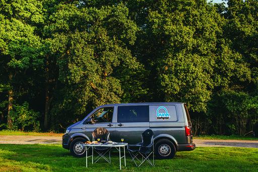 roadie - Ireland campervan and motorhome rental ireland.