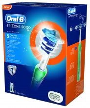 Oral B Οδοντόβουρτσα ηλεκτρική Trizone 5000