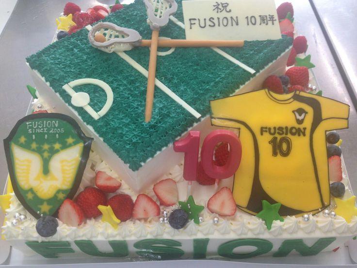 La crosse cake