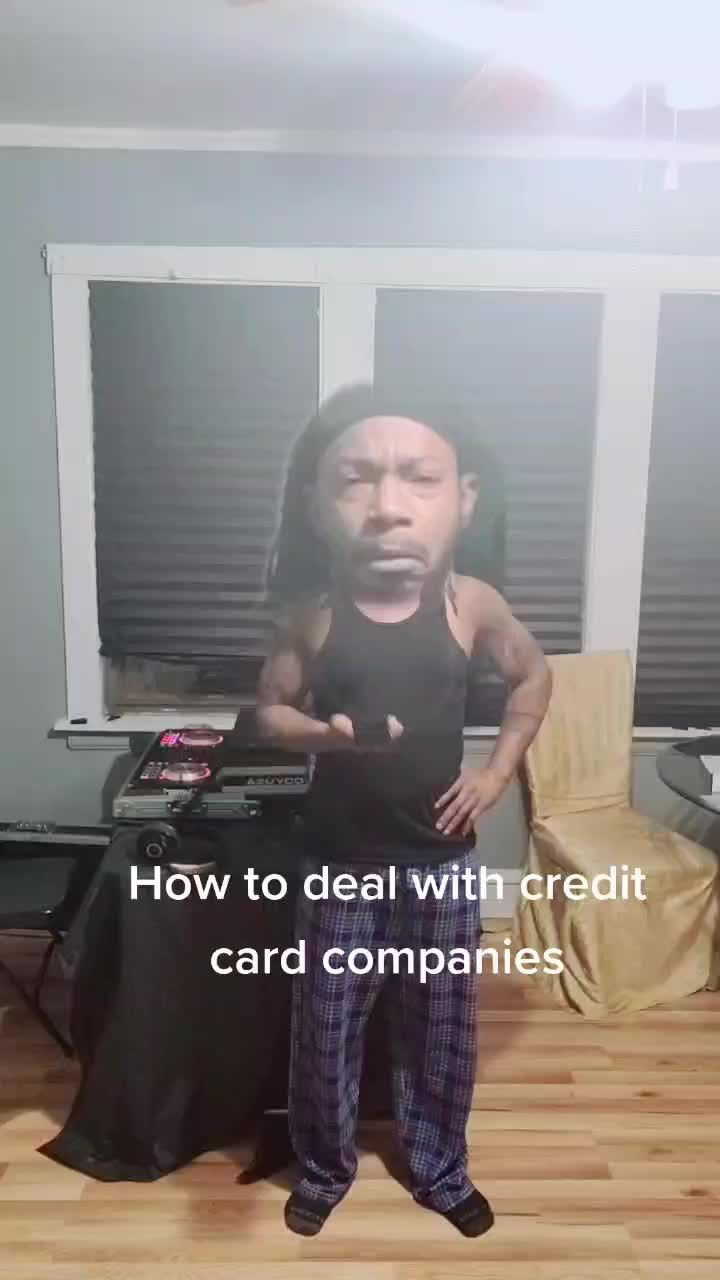 Kearo Johnson Kearojohnson On Tiktok Fyp Foryourpage Billcollectors Papichulo Card Companies Credit Card Companies Credit Card