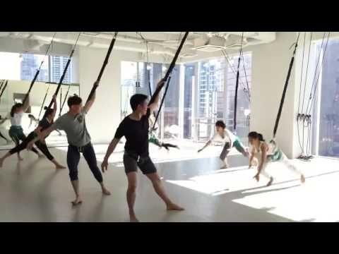 #Bungee #Exercise #Dance #Yoga