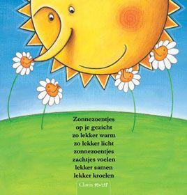 gedicht lente kinderen - Google zoeken