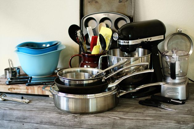Some of these kitchen supplies I own. Others are listed because it it things I…