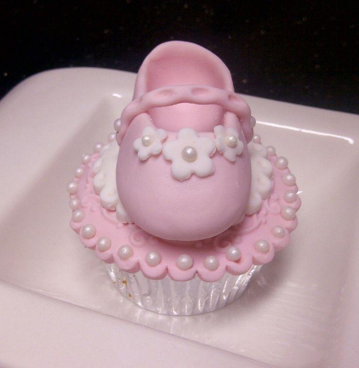 Pink Baby Cupcake ~!