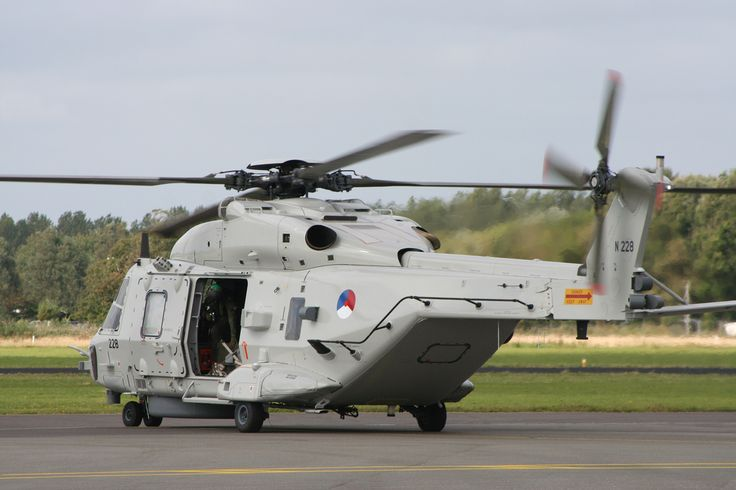 Helicopter NH-90