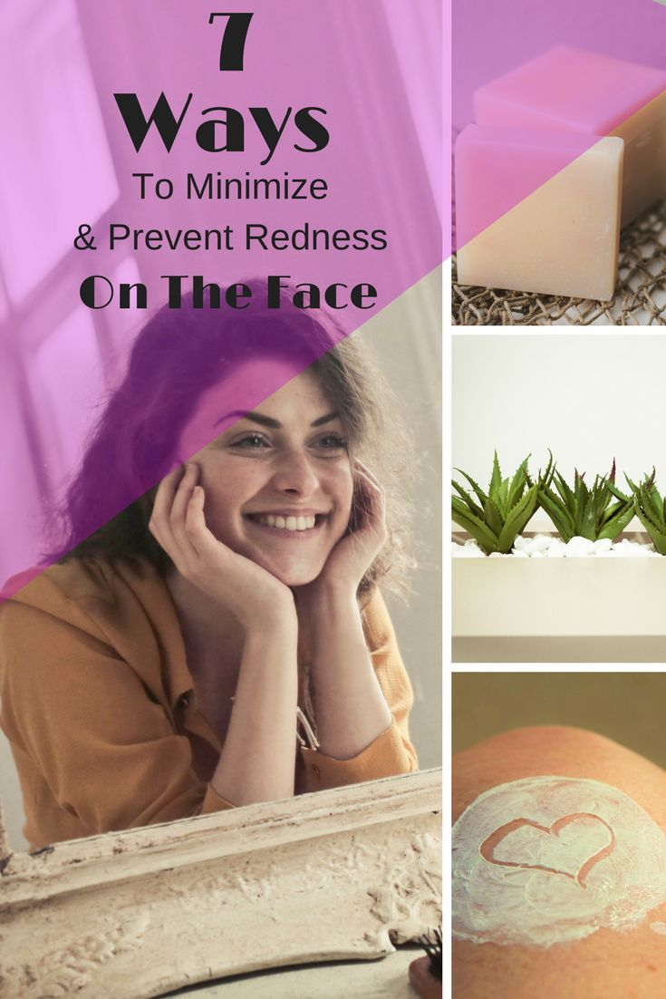 7 Ways To Minimize And Prevent Redness On The Face Blissful Bohemian Redness On Face Redness Prevention