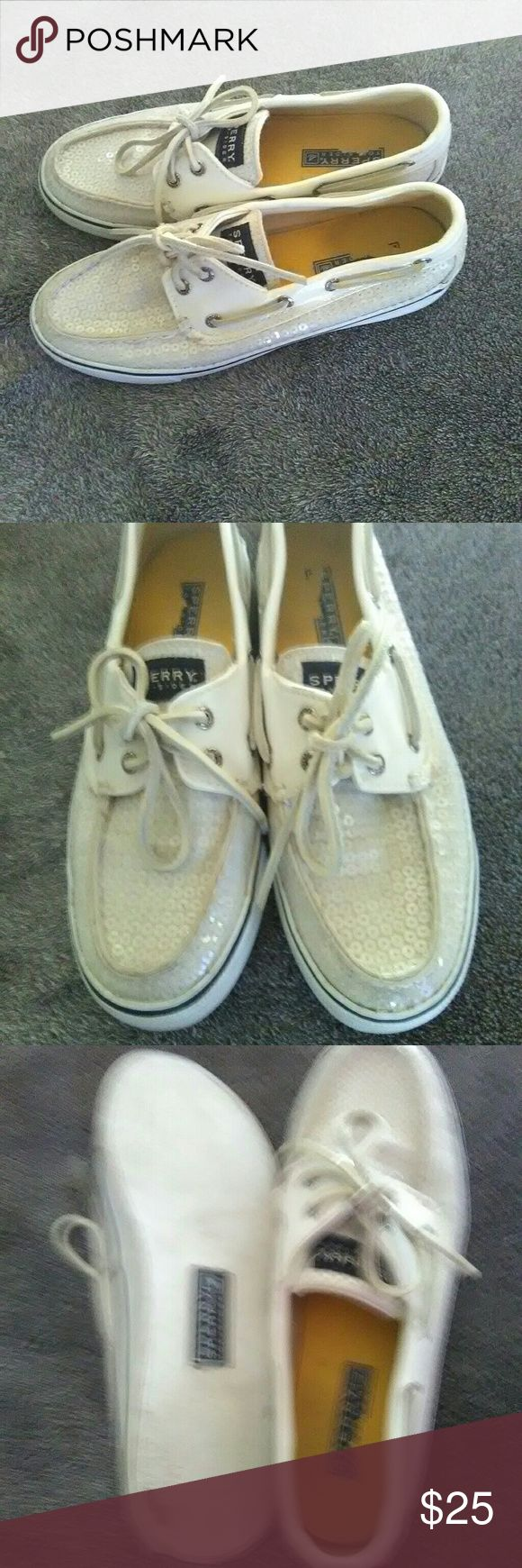 Sperry Sperry ladies shoes size 7 in good condition Sperry Shoes Flats & Loafers