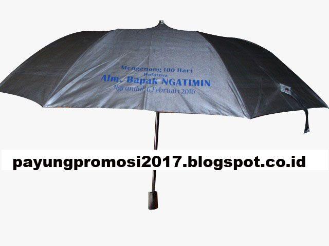 Pesan payung lipat sablon murah di Promosiian aja       kami menjual barang produksi payung lipat custom sesuai pesanan, bila anda mau...
