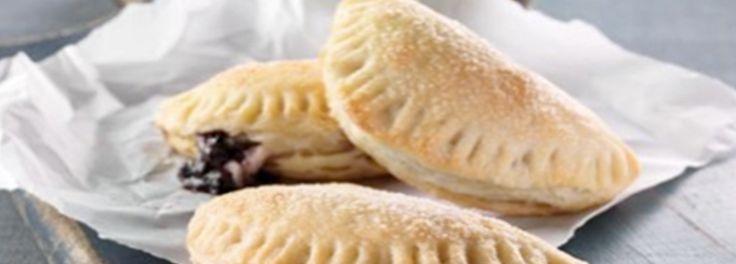 Chaussons aux bleuets et au fromage à la crème | Tenderflake