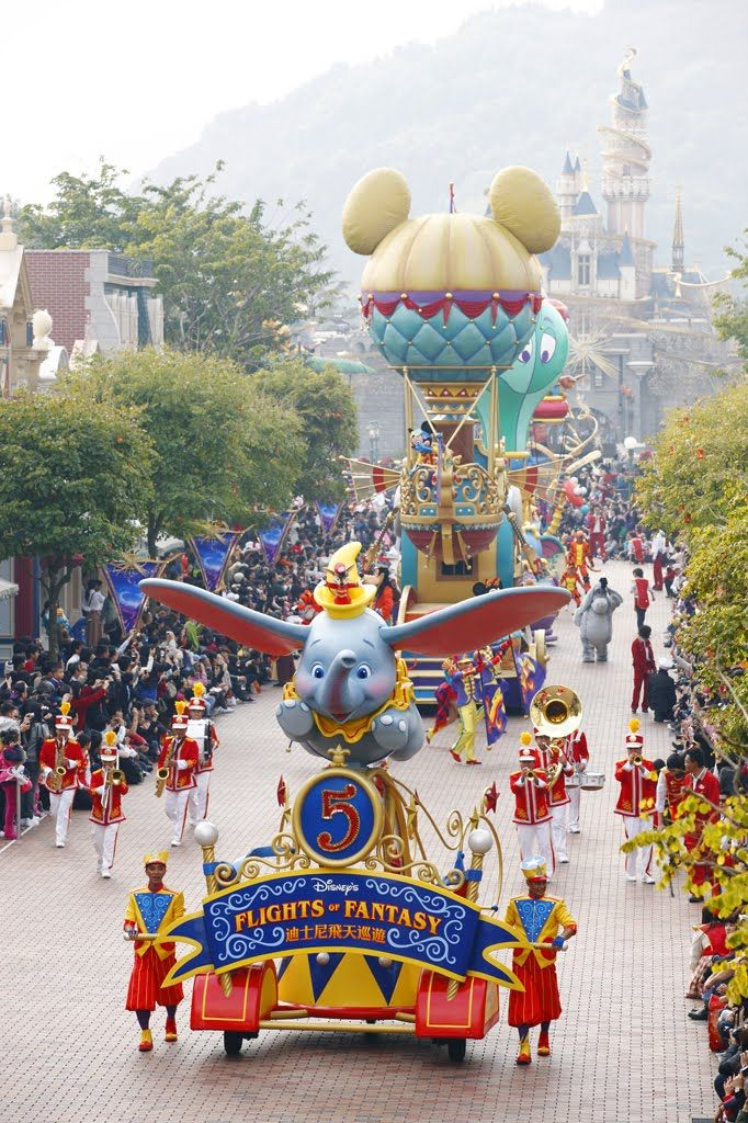 Hong Kong DisneyLand Best Places to visit Asia DisneyLand Hong Kong