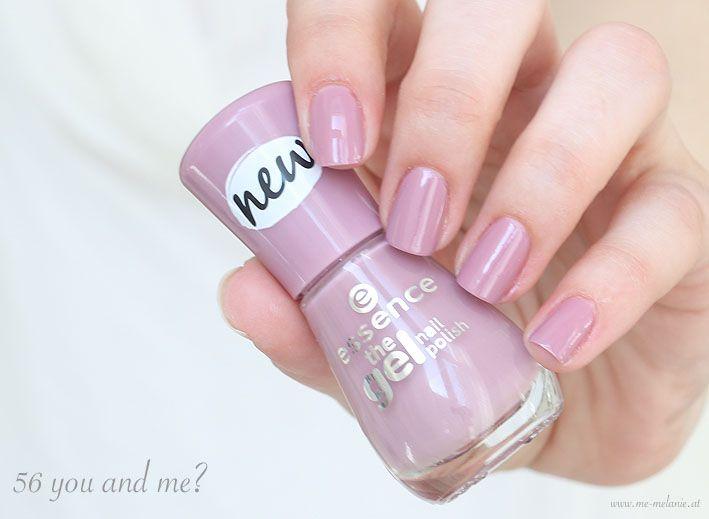 essence the gel nail polish 56 you and me?