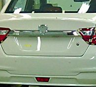Leaked: 2016 Proton Saga – Clearer Look At Rear End