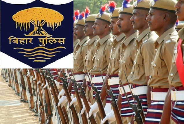 9900 12th Pass Constables Jobs In Bihar Police