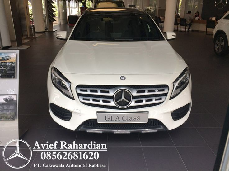 Mercedes Benz GLA 200 AMG | MERCEDES BENZ JAKARTA