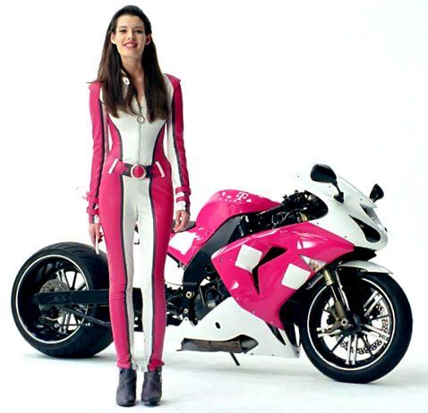 t mobile girl on powers immediately killed off the o 39 jays bikes and love. Black Bedroom Furniture Sets. Home Design Ideas