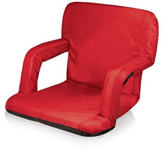 Bleacher Seats With Backs Stadium Seat For Bleachers Portable Reclining Red #PicnicTime