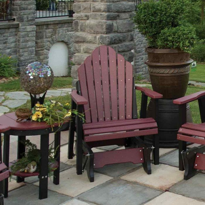 Comfortable Back Resin Adirondack Chair ~ http://lanewstalk.com/the-rustic-adirondack-chair/