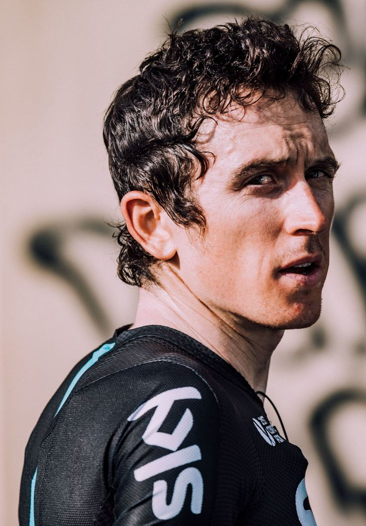 Geraint Thomas Giro 2017 by cyclingimages