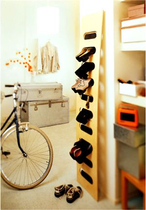 shelf rack easy way to store shoes