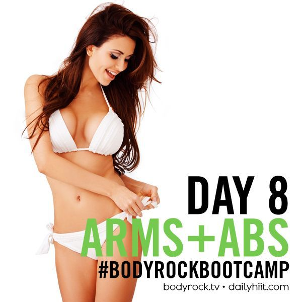 Boot Camp – Arms & Abs
