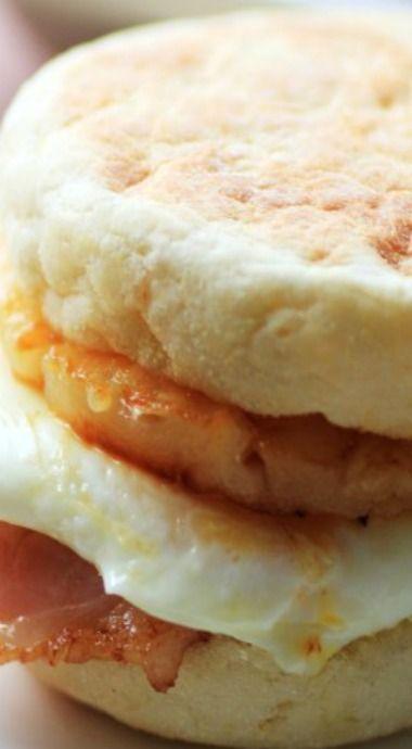 The Hawaiian Breakfast Sandwich
