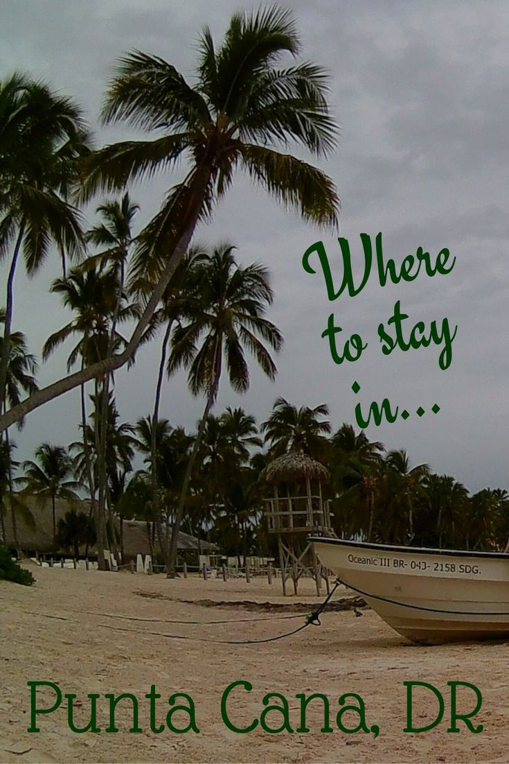 Punta Cana, Dominican Republic. Visit Melia Caribe Hotel on Bavaro Beach and take a day trip to La Romana and Catalina Island.