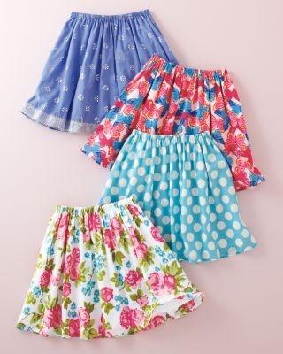 Lorelei Cotton Skirt - Girls...looks like my girl, named like my girl.