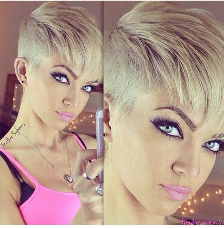 Short Straight Hairstyle for Thick Hair - 2015 Chic Short Haircuts for African American Women