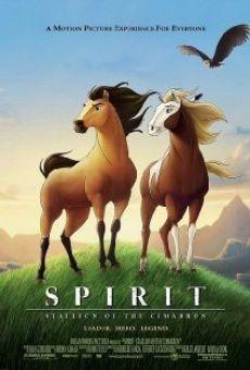 Spirit - Cavallo selvaggio film