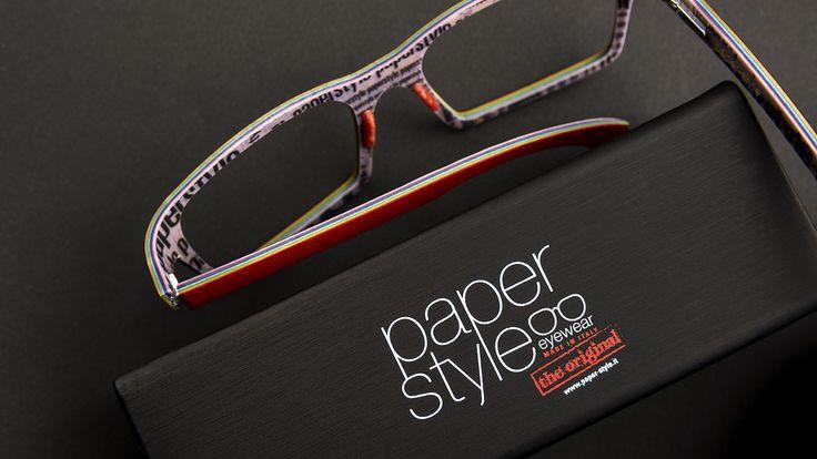 Top-Brillentrends: Coole Brillen von PaperStyle! #paperstyle #papierbrille