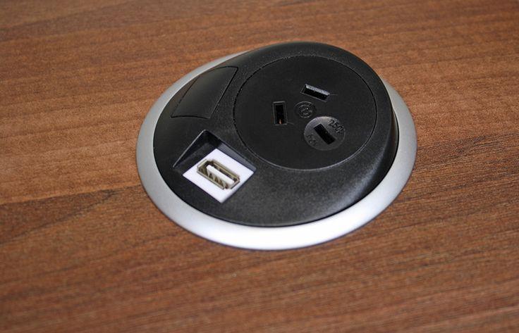 Elsafe Pixel  http://elsafe.com.au/pixel-indesk-power-and-data.html