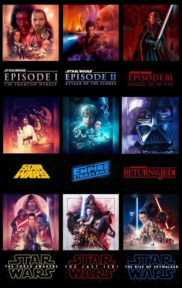 A Trilogy Of Trilogieshttps I Redd It Sftgqtvydpu21 Jpg Tristarcraze Star Wars Movies Posters Star Wars Poster Star Wars Pictures
