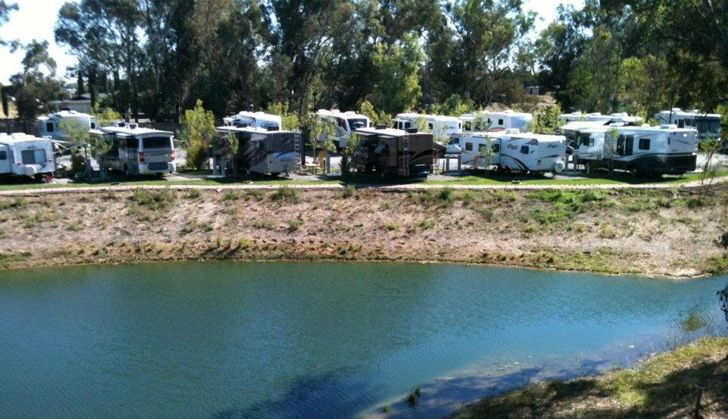 10 Highly Rated Northern California RV Parks